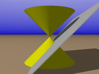 conic sections in architecture